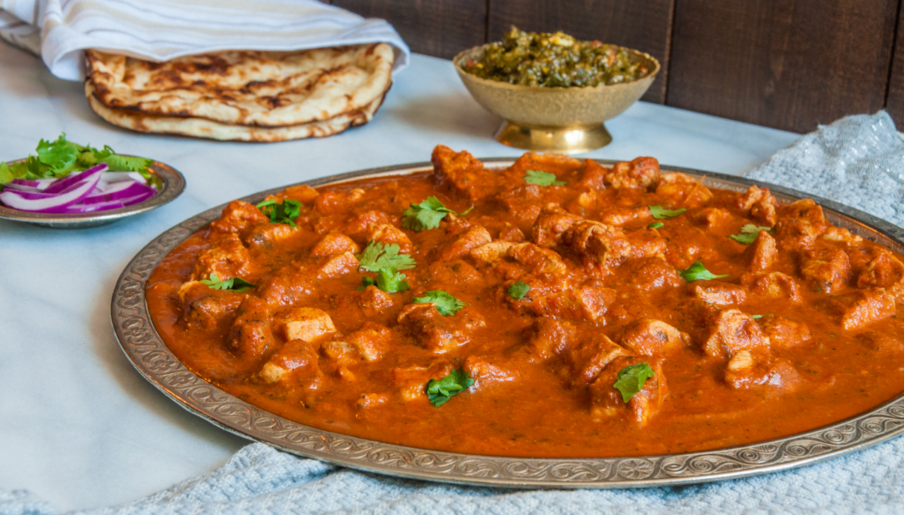Butter Chicken | thespiceathome.com