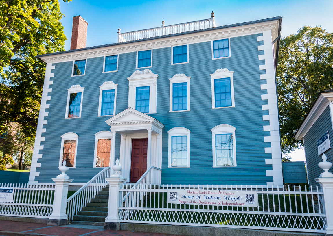 Portsmouth, New Hampshire – the Spice at Home