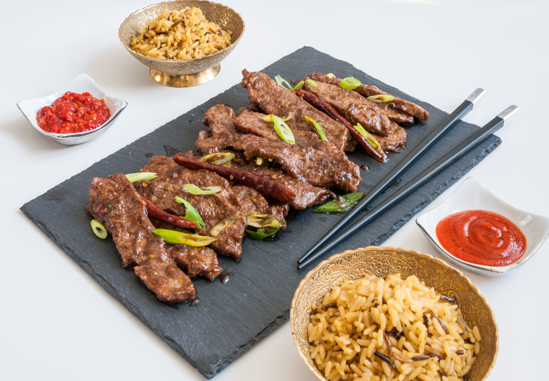 Mongolian Beef | thespiceathome.com