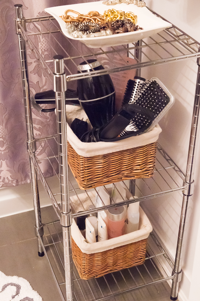 8 Ideas For Small Bathroom Organization The Spice At Home