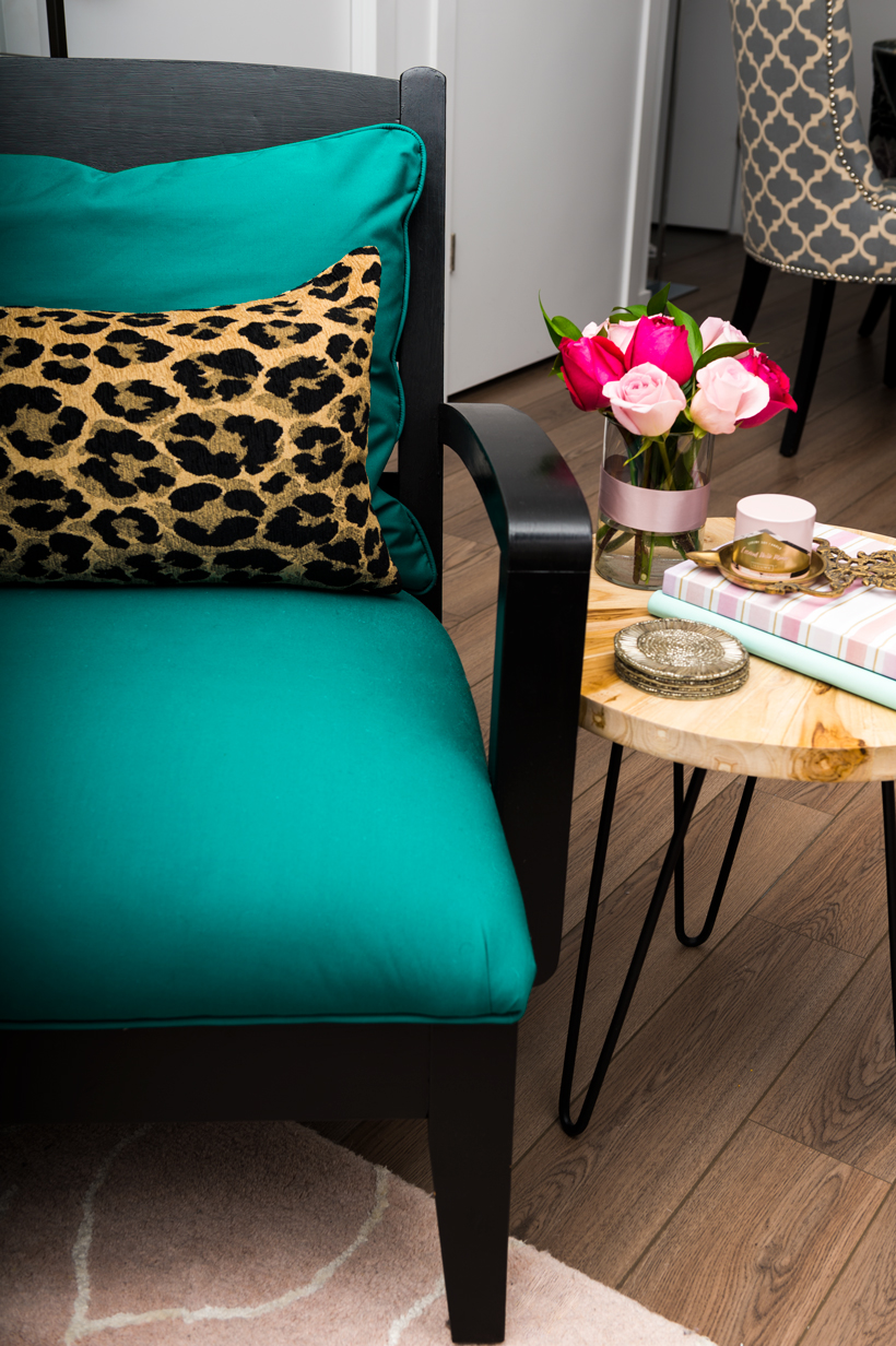 Accent Chair Makeover The Spice At Home